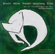 Cover-Bild zu Von der Freundlichkeit der Welt von Primavesi, Martha