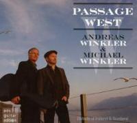 Cover-Bild zu Passage West von Winkler, Andreas