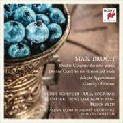 Cover-Bild zu Bruch: Double Concertos, Adagio appassionato & Loreley Overture von Bruch, Max (Komponist)