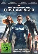 Cover-Bild zu The Return of the First Avenger von Russo, Anthony (Reg.)