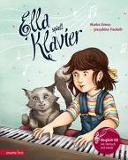Cover-Bild zu Ella spielt Klavier von Simsa, Marko
