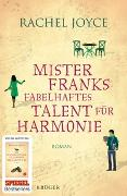 Cover-Bild zu Mister Franks fabelhaftes Talent für Harmonie von Joyce, Rachel