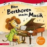 Cover-Bild zu Herr Beethoven macht Musik von Simsa, Marko