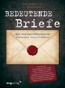 Cover-Bild zu Bedeutende Briefe von Englmann, Felicia