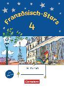 Cover-Bild zu Gleich, Barbara: Französisch-Stars, 4. Schuljahr, Übungsheft, Mit Lösungen
