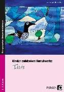 Cover-Bild zu Kinder entdecken Kunstwerke: Tiere von Feldgen, Julia