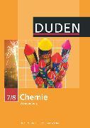 Cover-Bild zu Duden Chemie, Sekundarstufe I - Brandenburg, 7./8. Schuljahr, Schülerbuch von Bräuer, Ingeborg