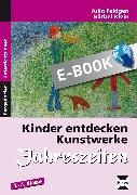 Cover-Bild zu Kinder entdecken Kunstwerke: Jahreszeiten (eBook) von Klein, Anne Birken
