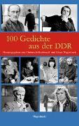 Cover-Bild zu 100 Gedichte aus der DDR von Wagenbach, Klaus (Hrsg.)