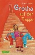 Cover-Bild zu Gretha auf der Treppe von Jansen, Hanna