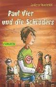 Cover-Bild zu Paul Vier und die Schröders von Steinhöfel, Andreas