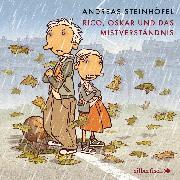 Cover-Bild zu Rico und Oskar 5: Rico, Oskar und das Mistverständnis (Audio Download) von Steinhöfel, Andreas