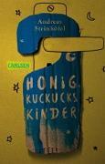Cover-Bild zu Honigkuckuckskinder (eBook) von Steinhöfel, Andreas
