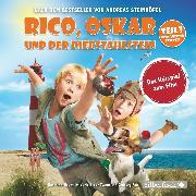 Cover-Bild zu Rico, Oskar und der Diebstahlstein - Das Filmhörspiel (Audio Download) von Steinhöfel, Andreas