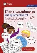 Cover-Bild zu Kleine Leseübungen im Englischunterricht 3/4 von Krygiel, Alina