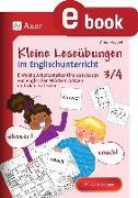 Cover-Bild zu Kleine Leseübungen im Englischunterricht 3/4 (eBook) von Krygiel, Alina