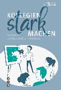 Cover-Bild zu Kollegien stark machen (E-Book) (eBook) von Heyse, Helmut
