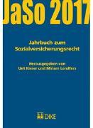 Cover-Bild zu JaSo 2017: Jahrbuch zum Sozialversicherungsrecht 2017 - Jahrbuch zum Sozialversicherungsrecht von Beck, Peter
