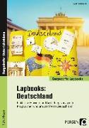 Cover-Bild zu Lapbooks: Deutschland - 3./4. Klasse von Kirschbaum, Klara
