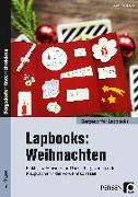 Cover-Bild zu Lapbooks: Weihnachten von Kirschbaum, Klara