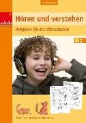 Cover-Bild zu 3./4. Klasse: Aufgaben für das Hörverstehen - Hören und Verstehen