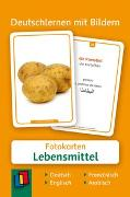 Cover-Bild zu Deutschlernen mit Bildern: Lebensmittel von Redaktionsteam Verlag an der Ruhr