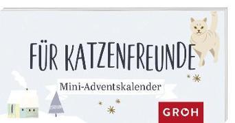 Cover-Bild zu Für Katzenfreunde von Groh Redaktionsteam (Hrsg.)