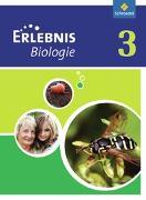 Cover-Bild zu Erlebnis Biologie 3. Schülerband. Realschulen. Nordrhein-Westfalen