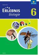Cover-Bild zu Erlebnis Biologie 6. Arbeitsheft. Sachsen