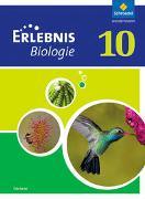 Cover-Bild zu Erlebnis Biologie 10. Schülerband. Sachsen