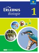 Cover-Bild zu Erlebnis Biologie 1. Schülerband. Differenzierende Ausgabe. Niedersachsen