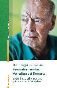 Cover-Bild zu Herausforderndes Verhalten bei Demenz (eBook) von Elvén, Bo Hejlskov