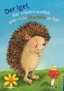 Cover-Bild zu Der Igel der wissen wollte, wie viele Stacheln er hat (eBook) von Herzog, Moritz