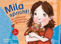 Cover-Bild zu Mila spricht! (eBook) von Bürgi Wirth, Babette