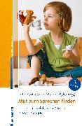 Cover-Bild zu Mut zum Sprechen finden (eBook) von Katz-Bernstein, Nitza (Hrsg.)