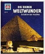 Cover-Bild zu WAS IST WAS Band 81 Die sieben Weltwunder. Schätze der Antike von Paxmann, Christine