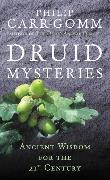 Cover-Bild zu Druid Mysteries von Carr-Gomm, Philip