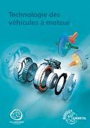 Cover-Bild zu Technologie des véhicules à moteur von Fischer, Richard