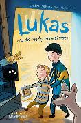 Cover-Bild zu Lukas und die Meckerschweinchen von Friedrich, Joachim