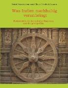 Cover-Bild zu Was Indien nachhaltig voranbringt von Laaser, Claus-Friedrich