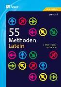 Cover-Bild zu 55 Methoden Latein von Bartl, Florian
