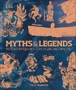 Cover-Bild zu Myths and Legends (eBook) von Wilkinson, Philip