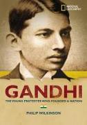Cover-Bild zu World History Biographies: Gandhi von Wilkinson, Philip