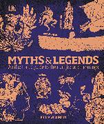 Cover-Bild zu Myths and Legends von Wilkinson, Philip