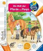 Cover-Bild zu tiptoi® Die Welt der Pferde und Ponys