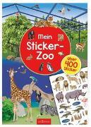 Cover-Bild zu Mein Sticker-Zoo