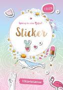 Cover-Bild zu Spring in eine Pfütze! Sticker