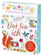 Cover-Bild zu Das bin ich. 40 Meilensteine im ersten Lebensjahr von Fröse-Schreer, Irmtraut (Hrsg.)
