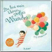 Cover-Bild zu Du bist mein kleines großes Wunder von Winfield Martin, Emily