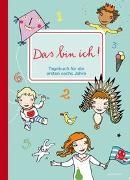 Cover-Bild zu Das bin ich! von Schmidt, Silke (Illustr.)